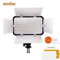Godox LED170 II Video Lamp Light 170 II LED With Reflector And Filter Lightfor Digital Camera