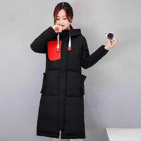Winter Women S Fat MM Thin Cotton Padded Jacket Long Version Of The Women S Slim