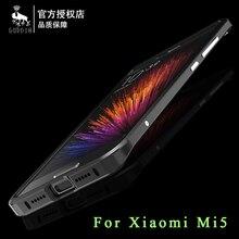 Xiao Mi 5 чехол оригинальный LUPHIE бренд Роскошный металлический корпус Xiaomi MI5 Pro Prime alu Mi num Бампер Для Сяо mi Mi 5 случаях 5.15″