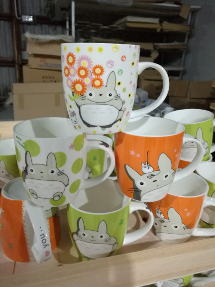 <font><b>Special</b></font> <font><b>Link</b></font> Totoro <font><b>Cup</b></font> others small one style in Pink Green Orange