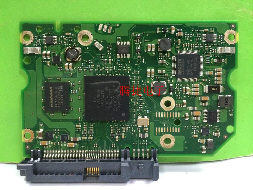 hard drive parts PCB logic board printed circuit board 100608305 for Seagate 3.5 SAS server hdd data recovery repair