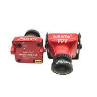 Upgraded Mista 800TVL CCD 2 1mm Wide Angle HD 1080P 16 9 OSD FPV Camera PAL