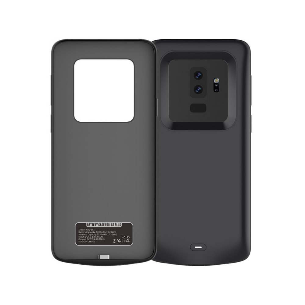 4700mAh Battery Charger Case for Samsung galaxy S9 Rechargeable External Backup Charge Case for samsung S9 Charging Battery Case