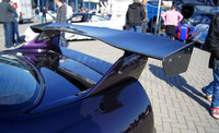 Автомобильные аксессуары из стекловолокна FRP Bee-R СТИЛЬ Задний спойлер подходит для 1995-1998 R33 GTR GTS багажник GT Крыло