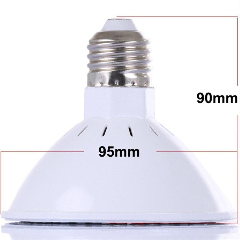 Adeeing Işıkları Ampul 20 W E27 LED Büyümeye Yol Açtı LED - Profesyonel Aydınlatma - Fotoğraf 6