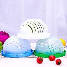 Super Easy Salad Cutter Bowl