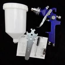 Пневматический инструмент распылитель краски пистолет насадка HVLP 1,7 мм для автомобильной мебели