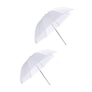Image 4 - Godox 43inch/108cm Portable White Flash Diffuser Soft Reflector Photo Umbrella Light Photo Umbrella For Photo Studio Accessories