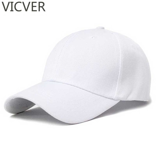Snapback Baseball Cap Plain Canvas Dad Hat Hip Hop Men White Trucker Hats Women Summer Casual Solid Black Hats Golf Adjustable