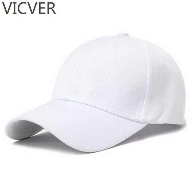 Online Shop Snapback Baseball Cap Plain Canvas Dad Hat Hip Hop Men White  Trucker Hats Women Summer Casual Solid Black Hats Golf Adjustable  7bb9c0d29194