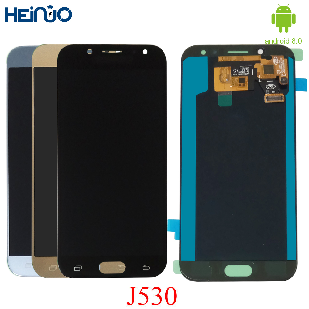 SUPER AMOLED LCD Replacement Display For SAMSUNG Galaxy J5 Pro 2017 J530 J530F SM-J530F LCD Touch Screen Tela Digitizer AssemblySUPER AMOLED LCD Replacement Display For SAMSUNG Galaxy J5 Pro 2017 J530 J530F SM-J530F LCD Touch Screen Tela Digitizer Assembly