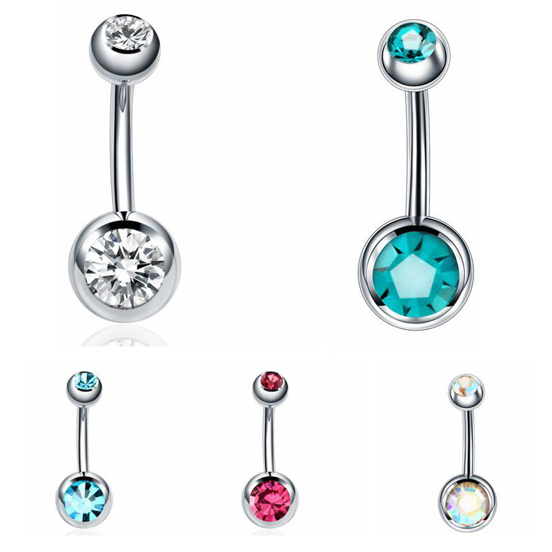 Belly Button Ring Lot