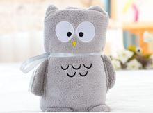 plush baby blanket newborn swaddle wrap Super Soft baby nap receiving blanket animal manta bebe cobertor bebe 1pcs/lot sdb04