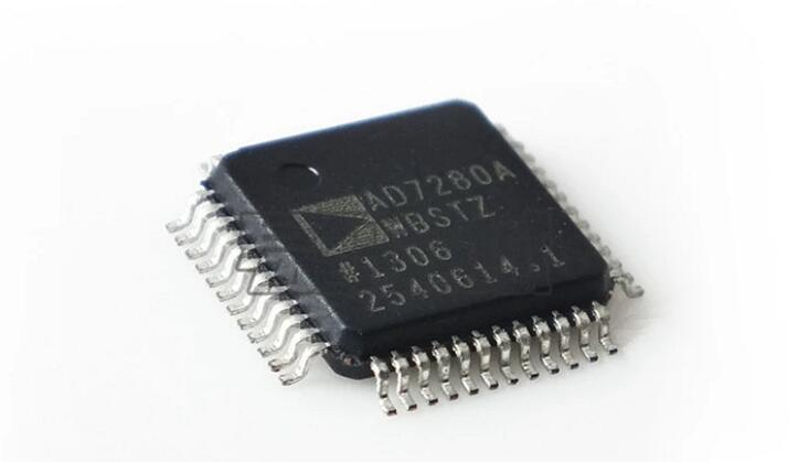5pcs/lot AD7280AWBSTZ AD7280A QFP стоимость