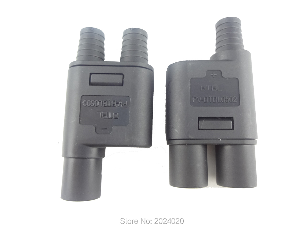 10 pairs of MC3 Parallel connector Adapter 1M2F+2M1F, pv connector, TUV certification 25 years quality warranty 2pairs tuv ip67 mc4 connector solar cell pv connector free shipping
