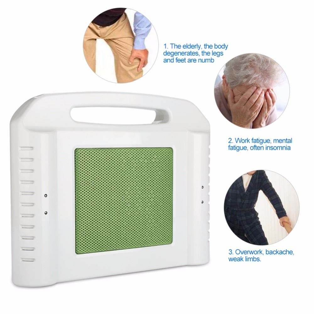 Medical Green Light Massager Cervical Spondylosis Relief Lumbar Disc Herniation Rheumatoid Arthritis Acupuncture Therapy Machine
