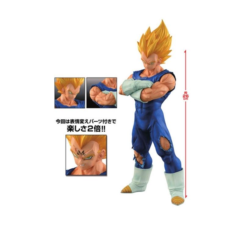 Action & Toy Figures Dragon Ball Memories Ichiban Kuji Super Saiyan Gokou Goku Vegeta Action Figure Toy Doll Brinquedos Figurals Dbz Model Gift