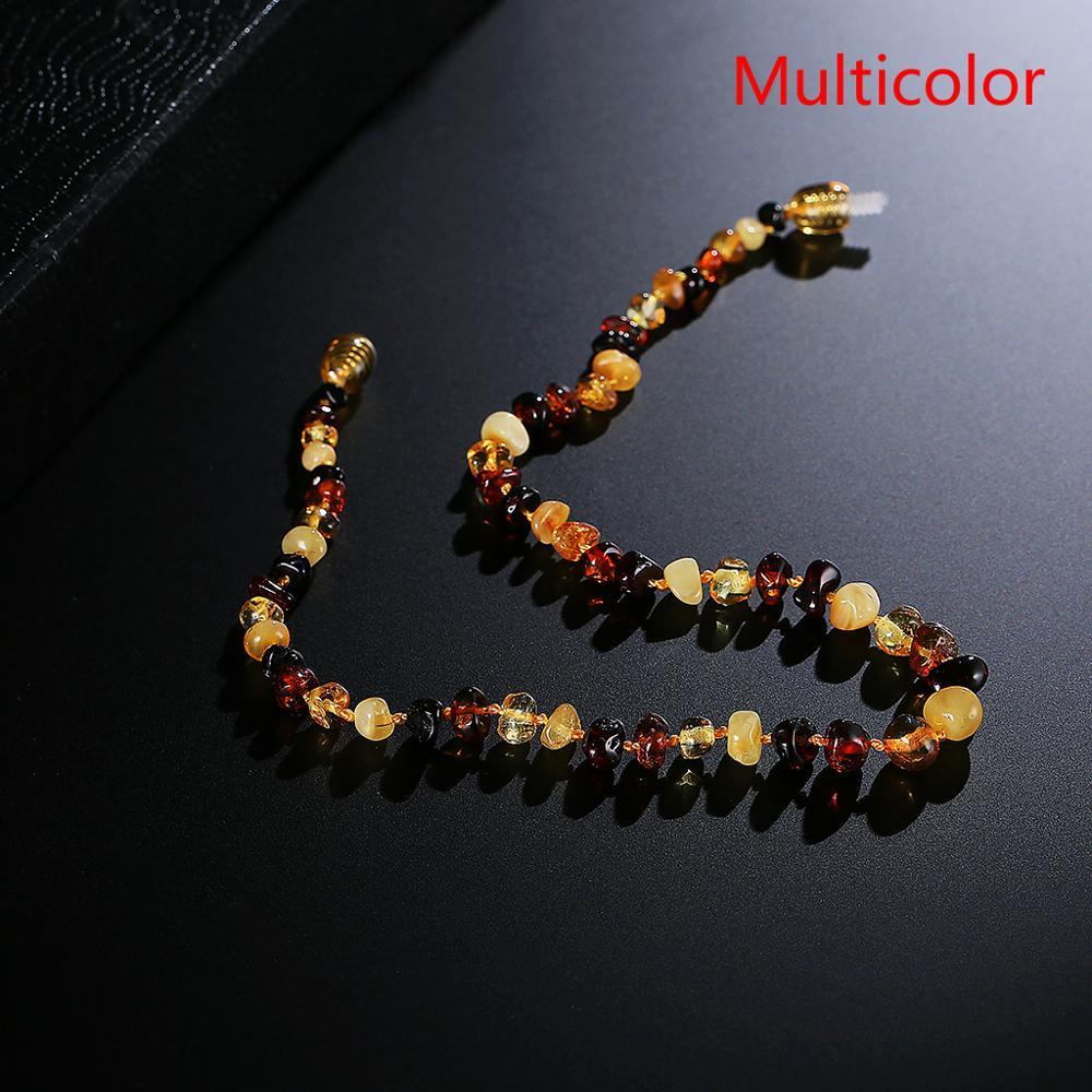HTB10KWCKhnaK1RjSZFtq6zC2VXaC Baltic Amber Teething Necklace/Bracelet for Baby - Gift Box - 10 Colors - 5 Sizes - Lab Tested