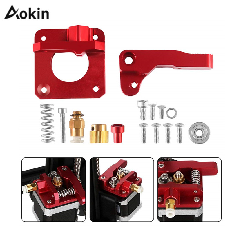 Upgrade MK8 Extruder Feeder Extrusion 1.75mm Filament For CR-7 CR-8 CR-10 CR-10S