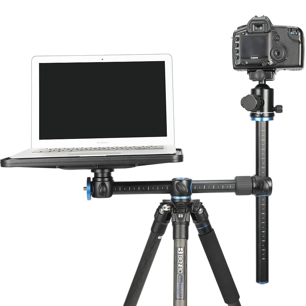 BENRO New Professional Tripod For DSLR Camera SystemGo GC258T Photographic Bracket Carbon Fiber Advanced Tripod Head High-grade
