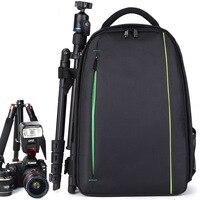 camera Cases Waterproof travel backpack Handbag for Camera Cover Bag DSLR Bag Video Photo Bags laptop for canon/nikon Tables PC