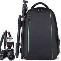 backpack camera Cases Waterproof travel Handbag for Camera Cover Bag DSLR Bag Video Photo Bags laptop for canon/nikon Tables PC