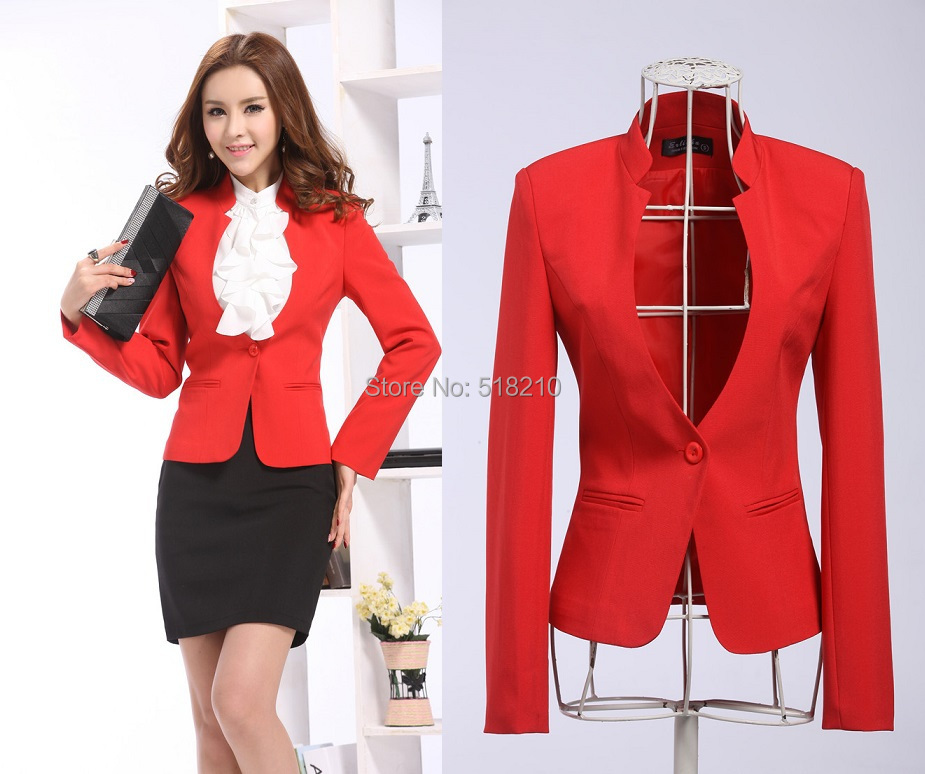 Fashion Winter Casual Women White Blazers and Jackets Female Slim Coat Femme Long Sleeve feminino plus size work cape Suit - (L) for $54 - Compare prices of products in Clothing from Online Stores in Australia. Save with hitmixeoo.gq!