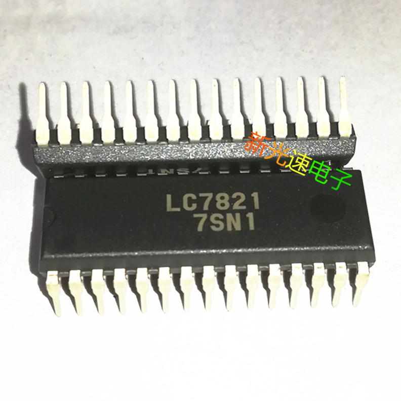 3PCS LC7821 Analog Function Switch DIP-30