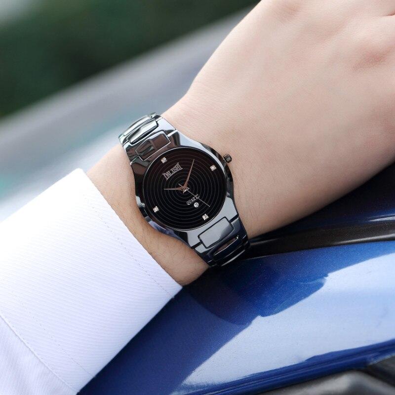 DALISHI Brand Male Quartz Watch Men Fashion Business Dress Wristwatch Simple Style Watch Calendar Waterproof Colck Reloj Hombre цена и фото