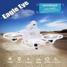 Create Toys E902 2.4G 4CH Six-axis Gyro Prober Aerial Drone 3D Flips CF Mode Auto-return RTF RC Quadcopter