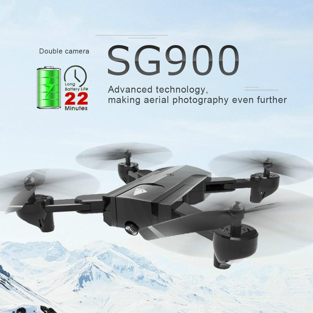 SG900-S GPS caméra Drone HD 720 P 1080 P Profession FPV Wifi Drone rc Fixe Point Maintien D'altitude Suivez-moi Drone quadrirotor