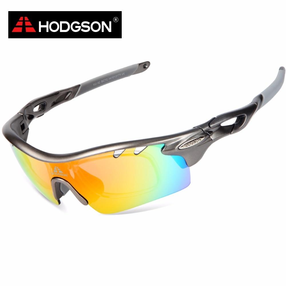 2685946291 2017 HODGSON Brand Polarized Cycling Glasses Set UV400 Sports Eyewear  Bicycle Goggles Bike Sunglasses with 2 Polarized Lenses-in Cycling Eyewear  from Sports ...