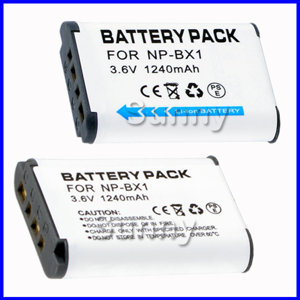 NP BX1 NP-BX1 Battery for Sony Cyber-shot Cyber shot Cybershot DSC RX1 RX1R RX100 II III RX100II RX100III RX100 M2 M3 RX100M3