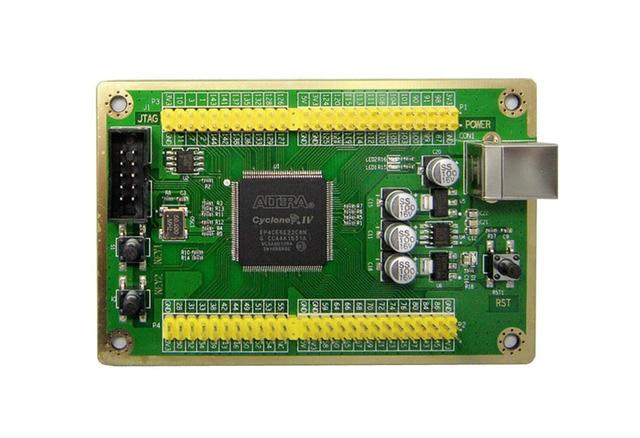 Carte de développement Altera EP4CE6 FPGA carte de développement Altera Cyclone IV EP4CE 256 Mbit SDRAM USB Blaster