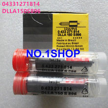 100% genuine Common Rail bico de injeção DLLA150S896 0433271814 para DN 11.01 A20S