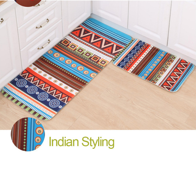 Print Carpets Thick Anti-slip Carpets Floor Dyeing Mats Bathroom Kitchen Foyer Mat Carpets House  sc 1 st  AliExpress.com & Print Carpets Thick Anti slip Carpets Floor Dyeing Mats Bathroom ...