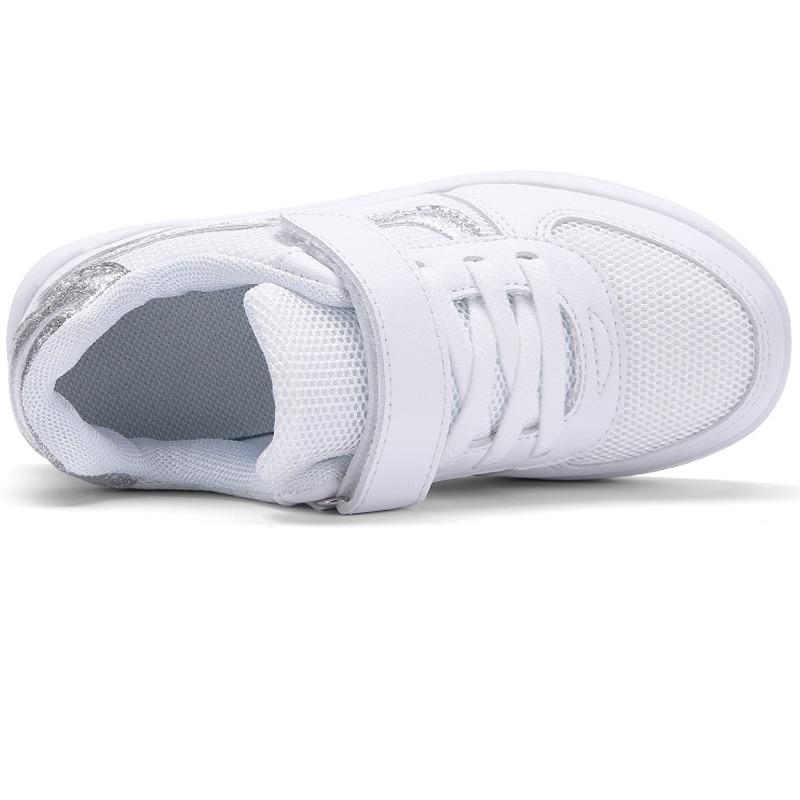 Купить с кэшбэком Girl High Quality Breathable Soft Kids Sneakers Girls Shoes Pink Footwear Children Sport Shoes Outdoor Girl Walking Shoes