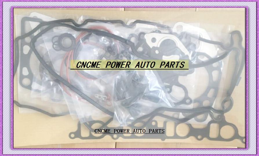 все цены на YD25 YD25DDTI 2.5L Engine Full gasket set kit for Nissan Navara (D40) 2006- Pathfinder (R51) 2007- Murano 2001- NV350 51023700 онлайн