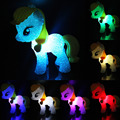 Colorful Cartoon Horse Lamp Night Light Changing Colors Child Kids Sleeping Novelty Light-up Toys