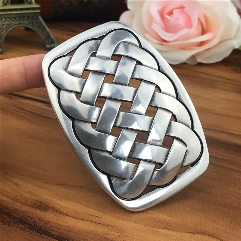 Luxury Belt Buckles For Men Metal Buckle For Belt Boucle Ceinture Riem Men Belt DIY Waistband  Leather Craft Accessories AK0588