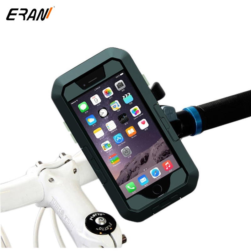 Bicycle Bike Phone Holder Support For <font><b>iPhone</b></font> 5 5s SE WaterProof 360 Rotating Bicycle Phone Holder Stand Mount Bracket For <font><b>iPhone</b></font>