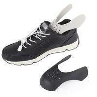 1 paire embout lavable Support chaussure civière pratique Anti pli flexion fissure universel Sneaker bouclier Shaper expanseur