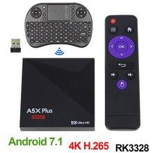 Newest Android 7 1 font b TV b font font b Box b font A5X Plus