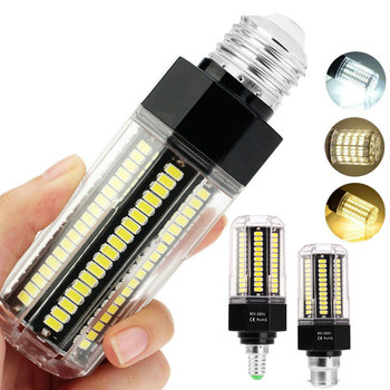 цена на LED Corn Light Bulbs 22 - 162LEDs E27 E14 B22 Bayonet 5730 SMD 9W 12W 13W 15W Home Decoration Lamp AC 110V 220V 85-265V