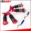 24 Way Adjustable Coilover Suspensions Kit For Nissan S13 180SX 200SX Shock Struts Absorber Coil Springs