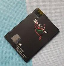 Original blackview a5 a5 batería nueva 4.5 pulgadas teléfono móvil de la batería 2000 mah envío libre con número de seguimiento