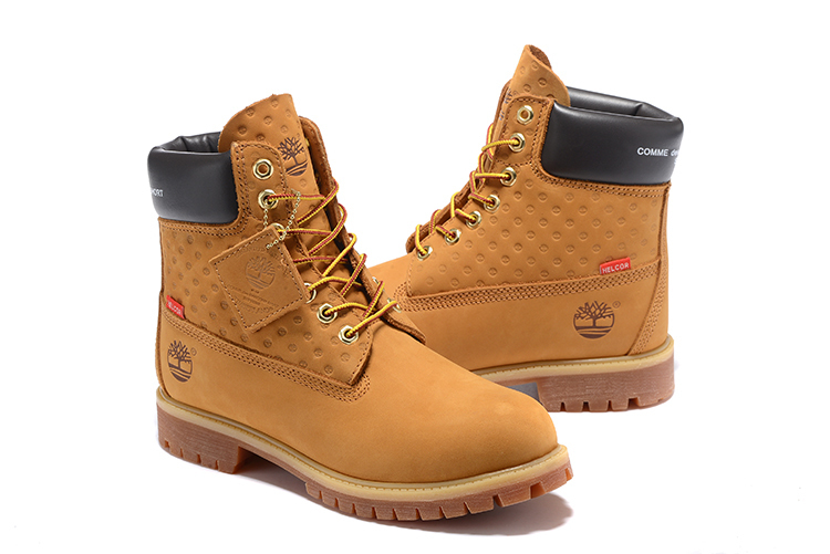 TIMBERLAND New Super Original Men Premium 100% Waterproof Boots For Male Genuine Cow Leather Ankle Wearable Yellow Joint Shoes 1