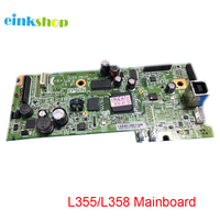 Used Formatter PCA ASSY 2158970 2155277 For Epson L355 L358 355 358 Printer Formatter Board Main