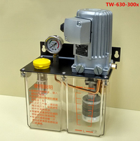 3L 3 Liters 220V or 380 vgrease lubricant pump lubricating oil pump cnc electric lubrication pump