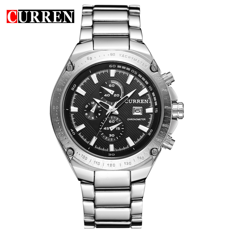 CURREN 8042 men's watches men luxury rose golden design new quartz wristwatch cool army clock relogio masculino 8042 1 set starter kit basic learning suite for uno r3 kit upgraded stepper motor led jumper wire kits for arduino with retail box